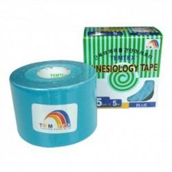 Temtex Kinesiology Tape Azul 5cm x 5m