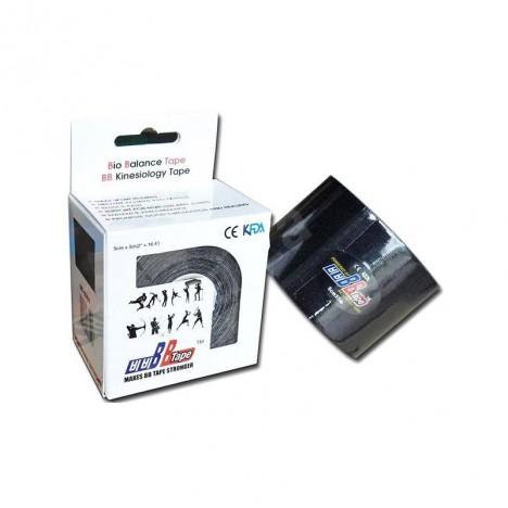 BB Tape Negro 5cm x 5m