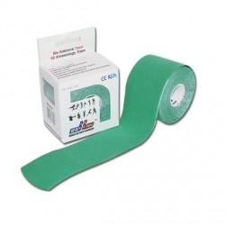 Venda Neuromuscular BB Tape Verde 5cm x 5m