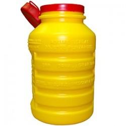 Contenedor de agujas 1 litro