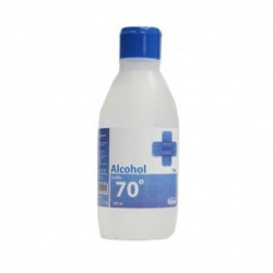 Alcohol 70º 250 ml