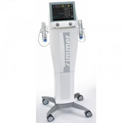 Ondas de Choque Zimmer enPuls Pro: Terapia de pulso radial con 2 piezas de mano