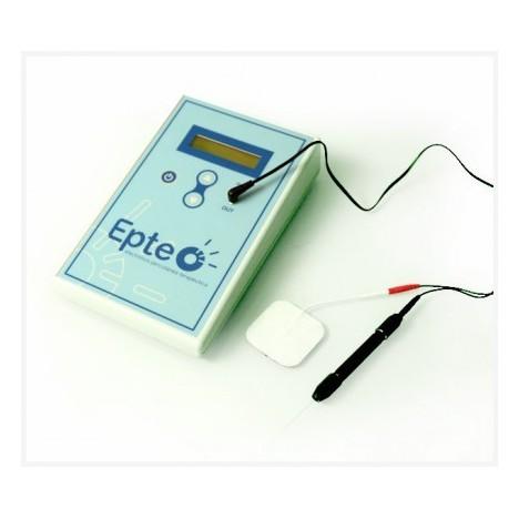 Epte: Maletín portátil de corriente galvánica para Electrólisi