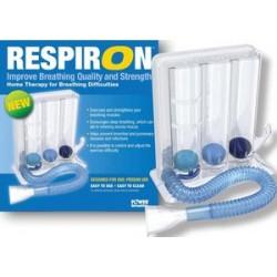 Respiron: Incentivador respiratorio de flujo