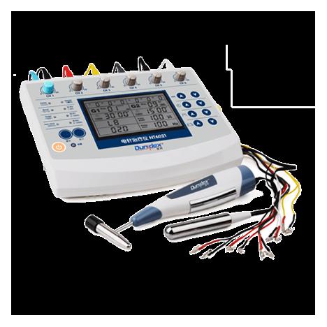 Electroestimulador para Acupuntura con protocolos predefinidos