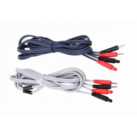 Cable para Electroterapia para equipos Nu-tek