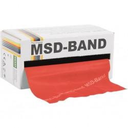 Bandas Elasticas MoVeS Band 5,5 metros Rojo