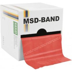 Banda Elástica Moves Band 22,5m Roja