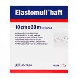 Elastomull Haft 10 cm x 20 metros: Venda elástica cohesiva de gasa