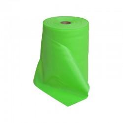 Banda Elástica 22,5m Verde Fisiomarket Latex Free