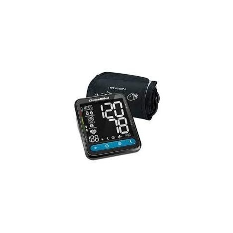 Tensiómetro de brazo CBP 1K1, memoria 2 x 120 mediciones, conexión a PC gran display
