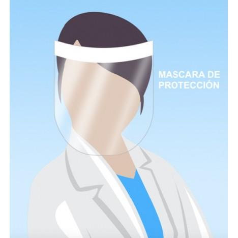 Máscaras de protección. Caja de 12 uds