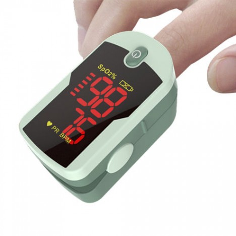 Pulsioxímetro CMS50D con pantalla OLED