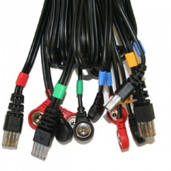 Cable Compex Snap 8 Pin