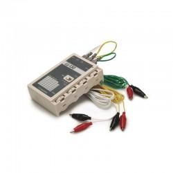 Estimulador Acupuntura ES-130 con 3 Canales Independientes de Salida