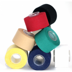 Tape de colores 3,8cmx10m color verde 12 unidades
