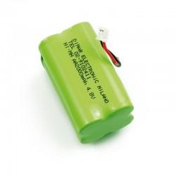 Batería Recargable New Age: Compatible con Electroestimulador New Age No Limit