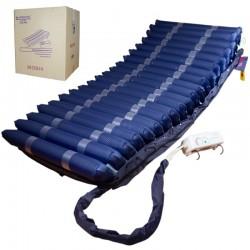 Colchón antiescaras de aire con compresor nylon y PVC 200 x 86 x 9.5 20 celdas