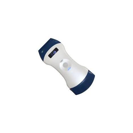 Ecógrafo Portátil Inalámbrico SonoStar B/W compatible con Smartphones, Tablets y PC'S: Sonda Convex de 3.5 MHz/128 elementos