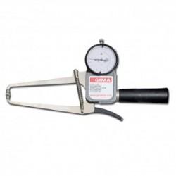 Plicómetro analógico FAT2 o medidor del pliegue cutáneo