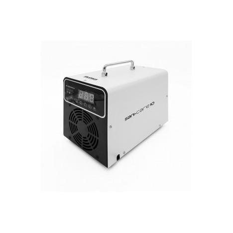 Generador de Ozono Globus Sani-Care 10: Eficaz para conseguir espacios libres de gérmenes (100 - 150m2)