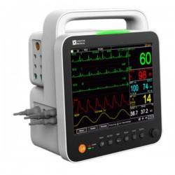 Monitor de paciente compacto y portátil pantalla de alta resolución