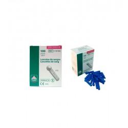 Pack de 100 Lancetas para el dispositivo Lactate Scout
