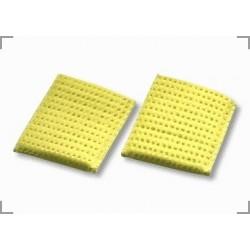 Esponjilla para electrodos 5x5 cm (1Unidad)
