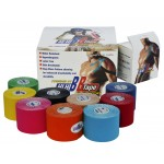 Vendaje neuromuscular BB Tape 6 rollos