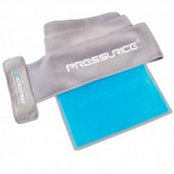 Pressurice: Bolsa de hielo + Compresión