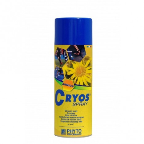 CRYOS SPRAY CON ARNICA 400 ml