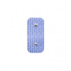 Electrodos Compex 2 botones (snap) Snap 5x10, bolsita 2 unid