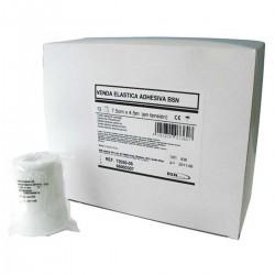 Venda Elastica Adhesiva 7,5cm caja de 12 unidades