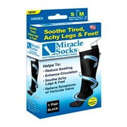 CALCETINES ANTIFATIGA MIRACLE SOCKS