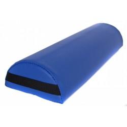 Medio Rulo Postural 65 x 20 x 10 cm azul
