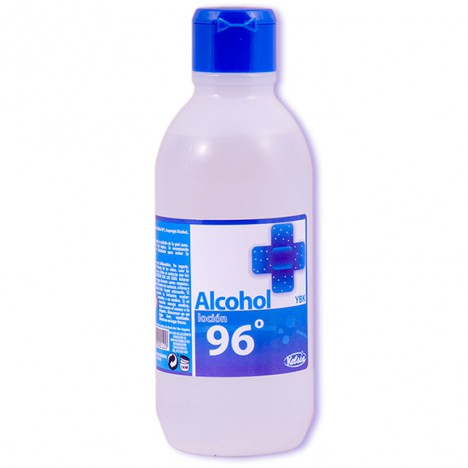 Alcohol 96º botella 1000cc