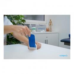 Cutape: Herramienta para cortar cintas y tapes de vendaje neuromuscular de manera rápida y sencilla