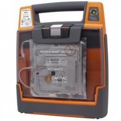 Desfibrilador Semiautomático Powerheart G3 con tecnología RescueCoach: Eficaz y simple
