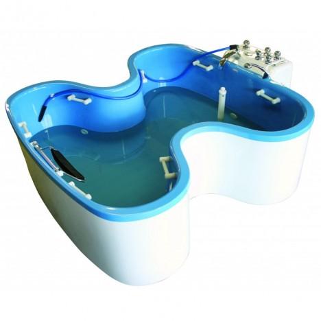 Hidroterapia tanque hubbard T- MOT - Tanque T-MOT/UVM