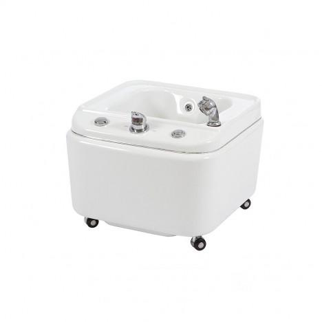 Bañera para masaje de pies