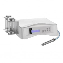 Microdermoabrasión MultiEquipment mediante Microcristales de Aluminio: Ideal para Exfoliación no Invasiva