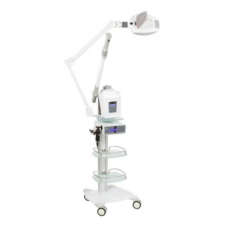 Vaporizador con Ozono Digital de Alta Gama Vap: Ideal para tratamientos de higiene facial (capacidad 1,3 litros)