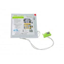 Electrodo STAT Padz II HVP MFE de adulto para AED Plus