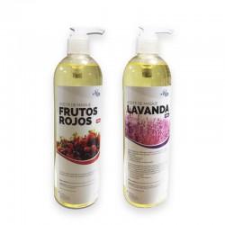 Pack Aceite de Frutos Rojos & Aceite de lavanda