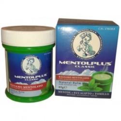 Mentolplus Classic Balsamo Mentolado 65 Gr