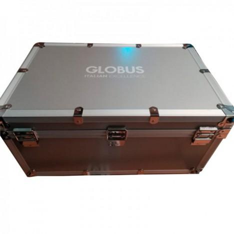 Maleta para almacenar, transportar y presentar hasta cuatro dispositivos Globus (Ref. G5521)
