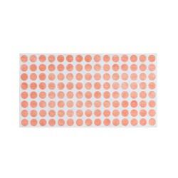 Adhesivo Textil Ovalado 9mm