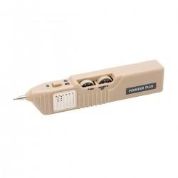 """Buscapuntos """"pointer plus"""" con tratamiento, sonido y luz, con marcado CE0197 (Ref. EB1003)"""