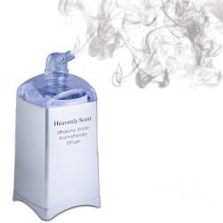 Difusor de aromaterapia e ionizador 25m2
