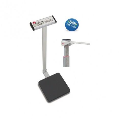 Báscula Electrónica Digital con Tallímetro
